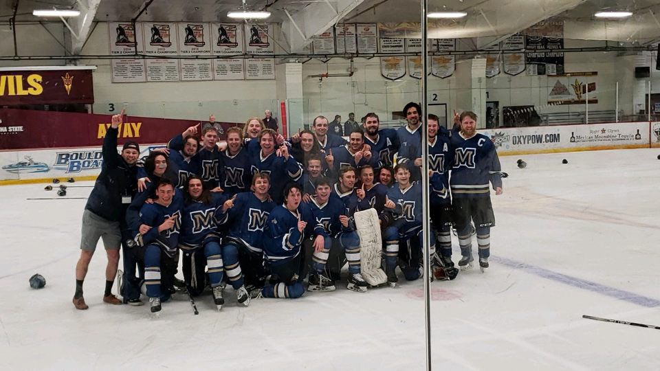 Montana State Hockey undefeated at regionals fundraising $20K for nationals trip