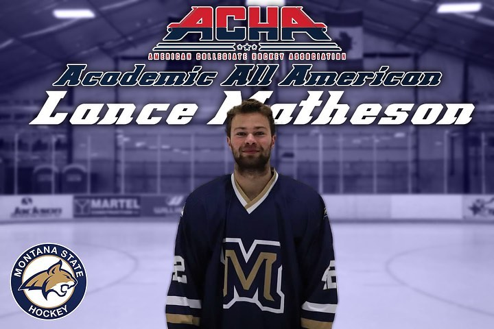 Six Bobcats honored as 2019-20 ACHA Academic All Americans